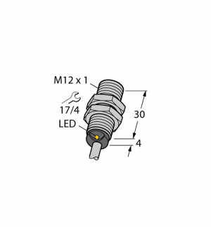 BI2-G12K-AN6X Индуктивный датчик