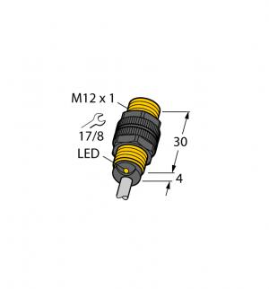 BI2-P12-Y1X/S97 Индуктивный датчик