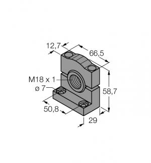 SMB3018SC Монтажный кронштейн