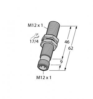 BI2-M12-LIU-H1141 Индуктивный датчик