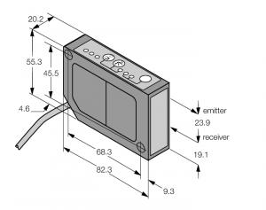 LG10A65PIQ Фотоэлектрический датчик