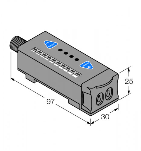 R55FVQ Фотоэлектрический датчик