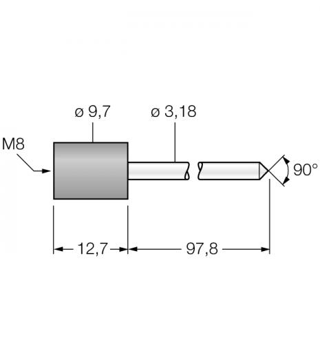 TGRM8MM Чувствительный элемент