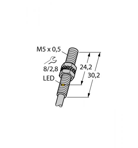 BI1U-EG05-AP6X Индуктивный датчик