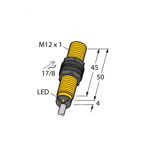 BI3U-S12-AN6X Индуктивный датчик