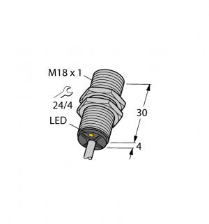 BI5-G18-Y2X 7M Индуктивный датчик