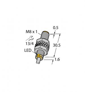 BI2-M08-AP6X Индуктивный датчик