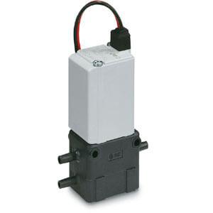 LVMK20/200, 2/3 клапан с изолированной проточной частью, индивидуальный монтаж