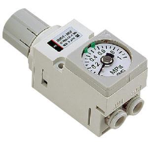 ARM10, Компактный регулятор давления для блочного монтажа, индивидуальный модуль