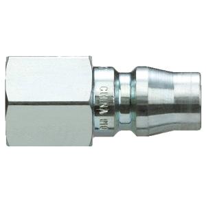 KK130P-*F, Штекер с внутренней резьбой