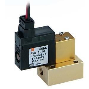 PVQ13, компактный пропорциональный клапан с электроуправлением
