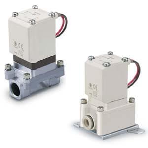 VXZ2*2, 2-линейный клапан с пилотным электромагнитным управлением для воды