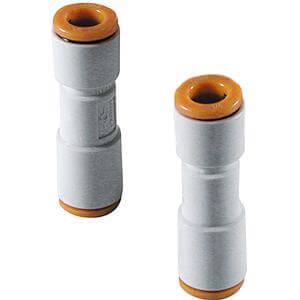 AKH, Обратный клапан с быстроразъемным соединением, прямой