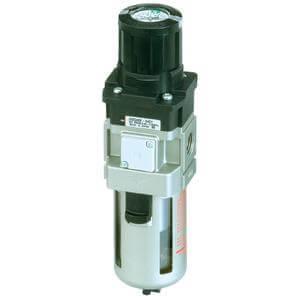 AWG20-F01CG1-1 Фильтр-регулятор с манометром