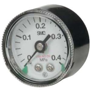 G46, Манометр с ограничителем диапазона для регулятора давления для «чистых» производств, (внешн. диам. 42)