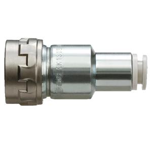 KK130S-*H, Ответная часть с прямым быстроразъемным соединением