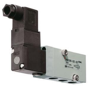 VFN, 5-линейный пневмораспределитель с присоединительной поверхностью по стандарту NAMUR
