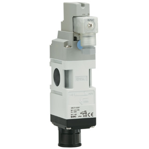 VP517/717, 3-линейный клапан сброса остаточного давления, модульная конструкция