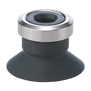 ZP (U,C), Ваккум-присос с прижимным кольцом